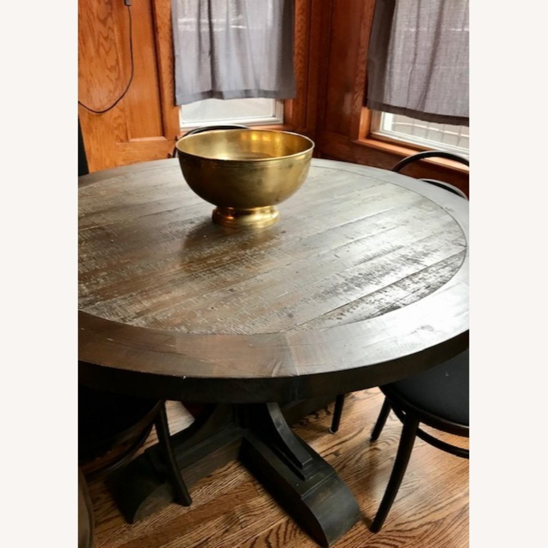 Restoration Hardware 17th Century Priory Table - image-1