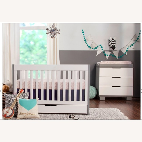 Used Babyletto Mercer Crib for sale on AptDeco