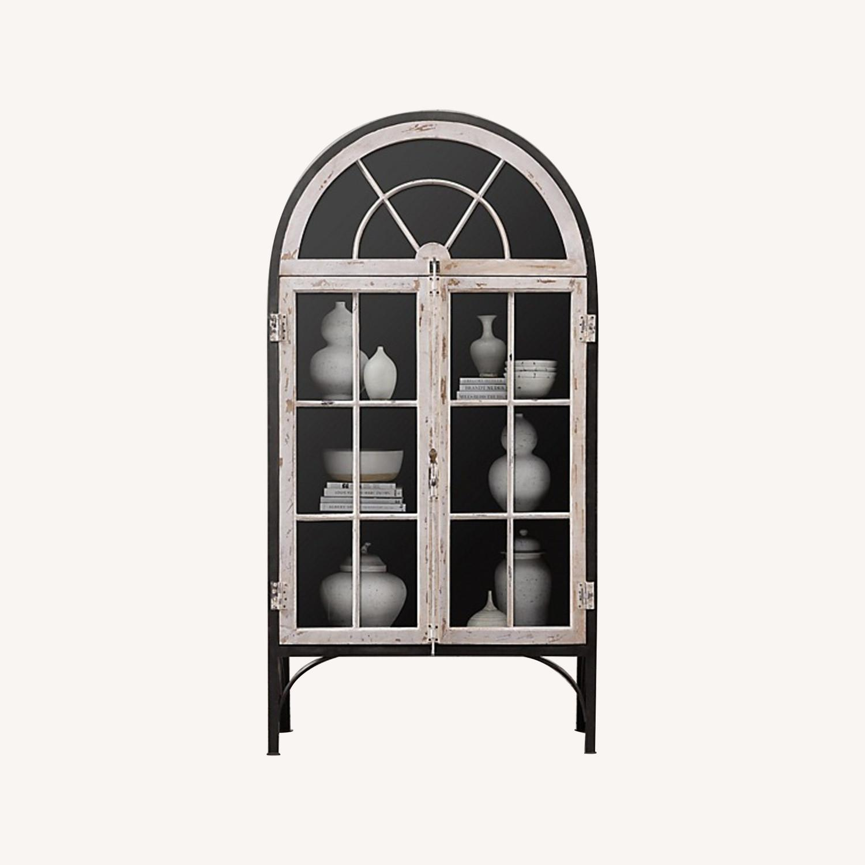 Restoration Hardware French Cabinet - image-0