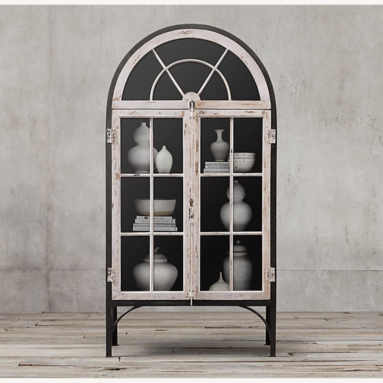 Restoration Hardware French Cabinet - image-1