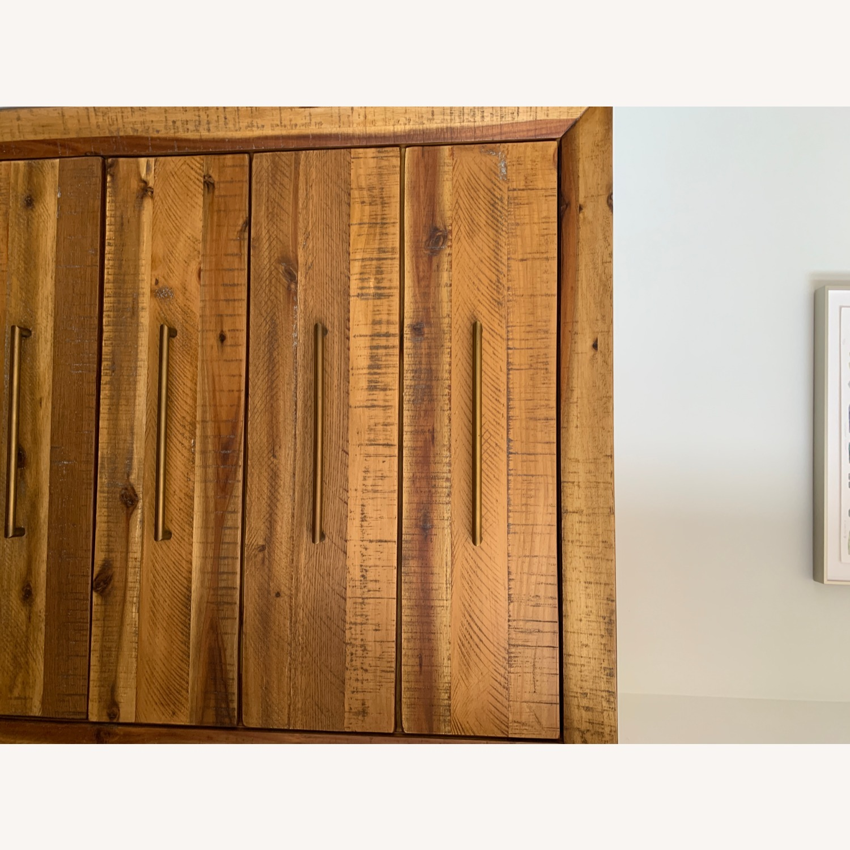 West Elm Alexa Reclaimed Wood 5-Drawer Dresser - image-5