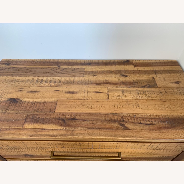West Elm Alexa Reclaimed Wood 5-Drawer Dresser - image-3