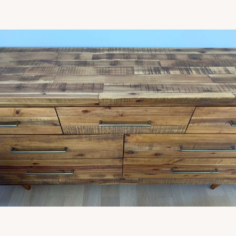 West Elm Alexa Reclaimed Wood 7-Drawer Dresser - image-2
