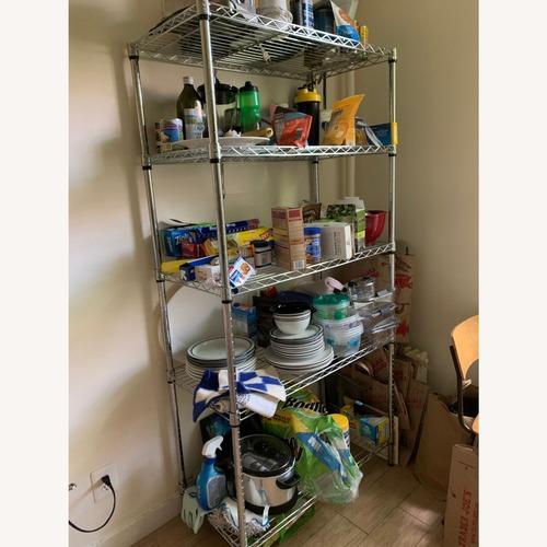Used Kitchen Shelving Unit for sale on AptDeco
