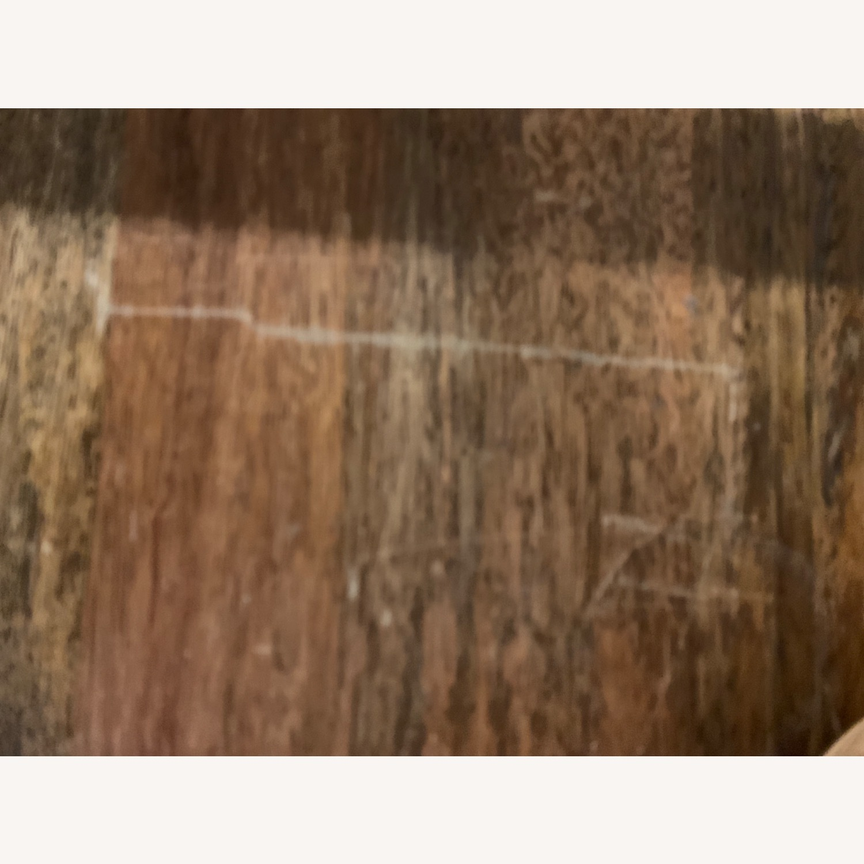 West Elm Box Frame Storage Coffee Table - image-4