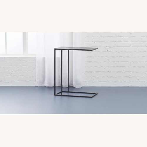 Used CB2 Mill-C Side Table for sale on AptDeco