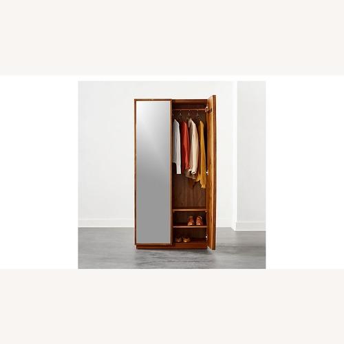 Used CB2 Reflection Wardrobe for sale on AptDeco