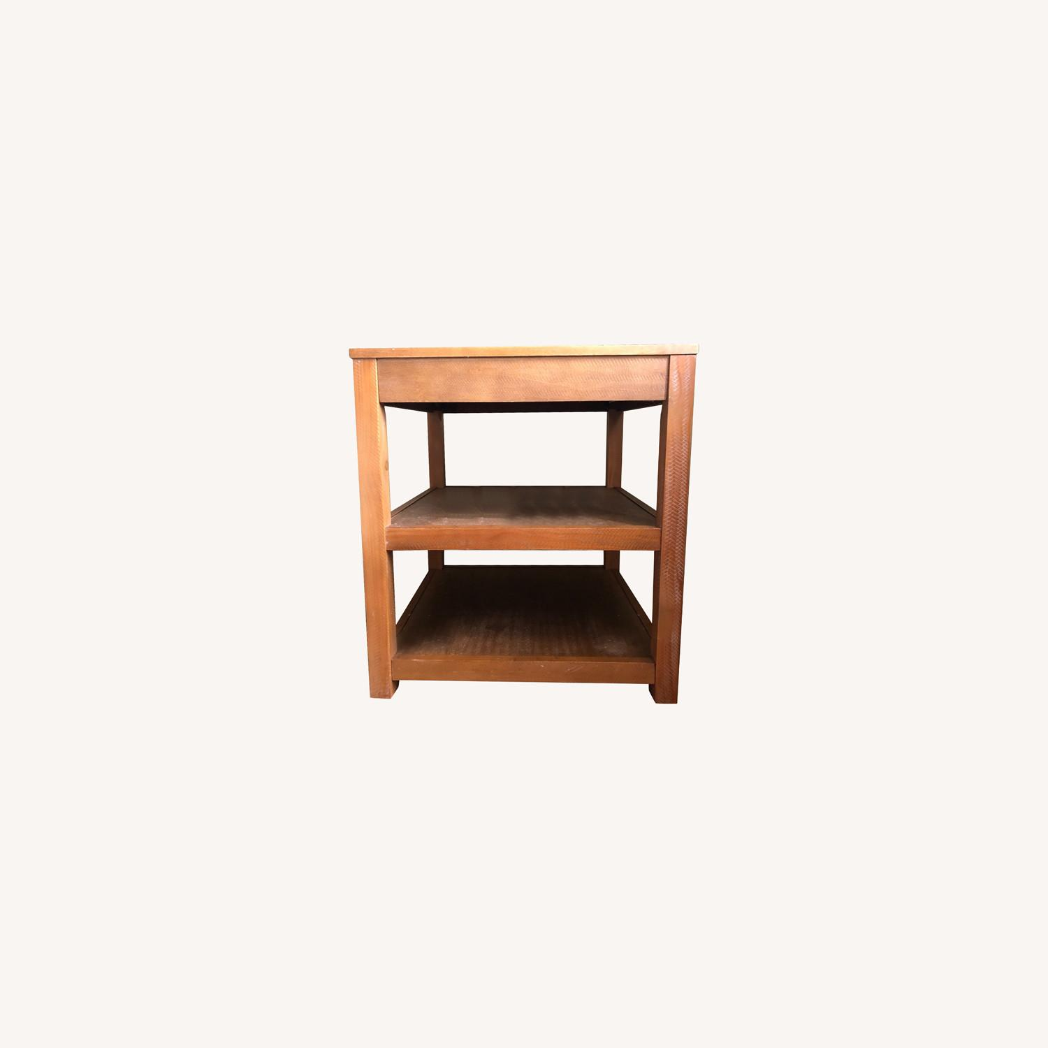 Weathered End Tables - image-0