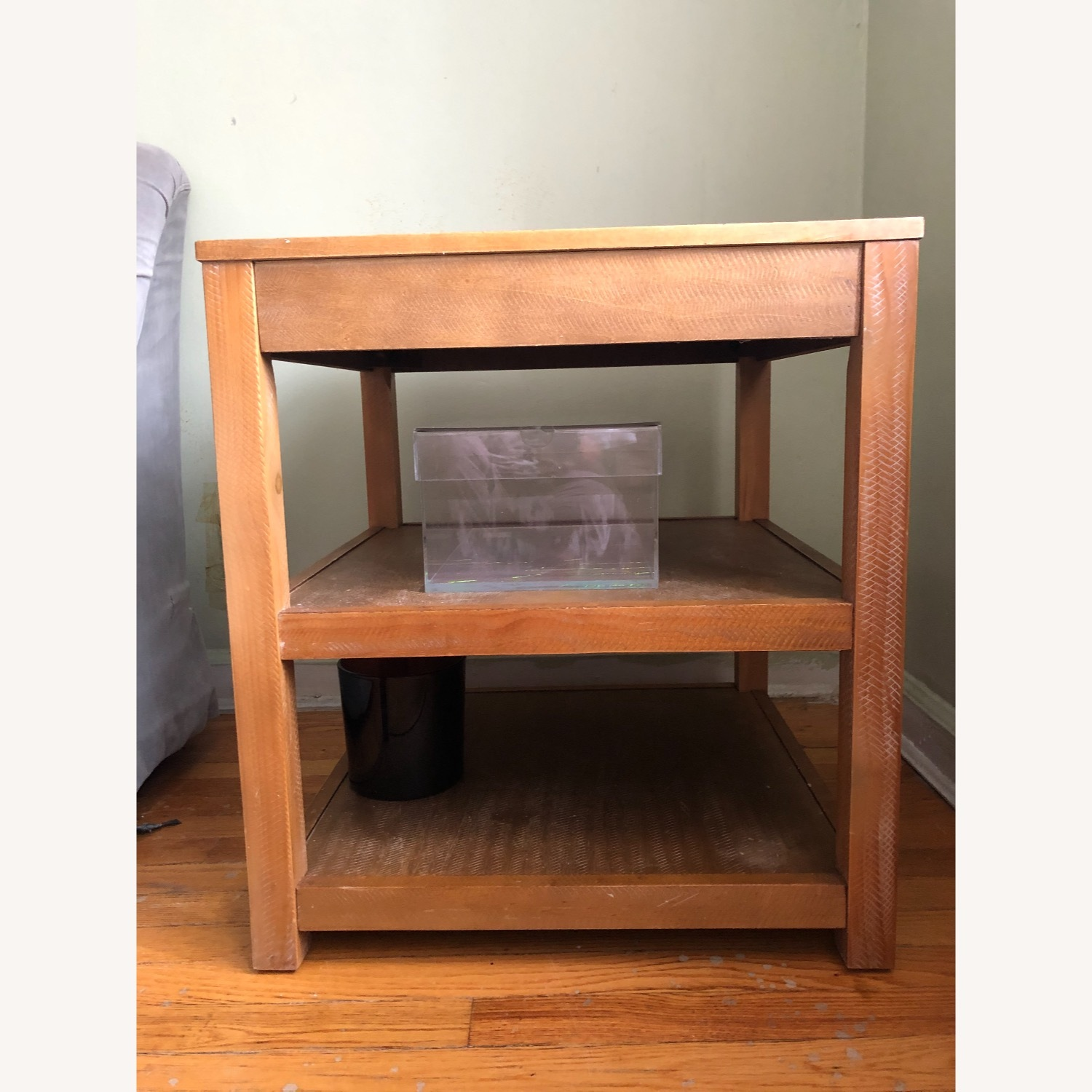 Weathered End Tables - image-1
