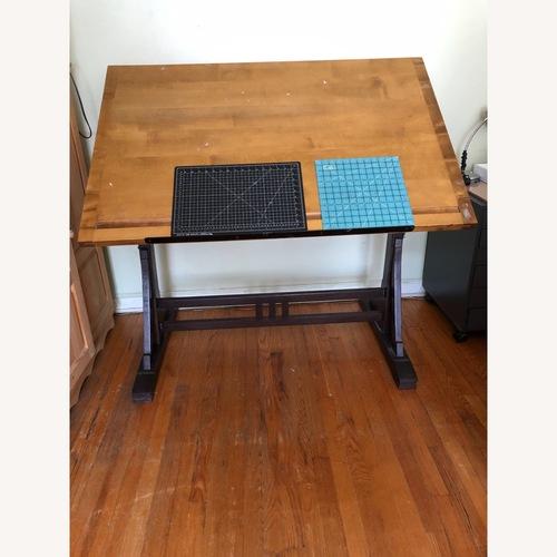 Used Restoration Hardware Drafting Table for sale on AptDeco