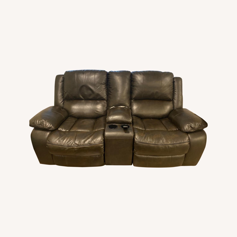 Ashley Furniture Recliner Sofa Aptdeco