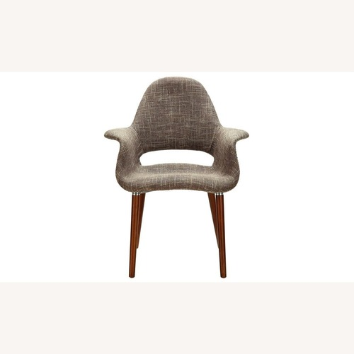 Used Modway Aegis Dining Armchair in Taupe for sale on AptDeco
