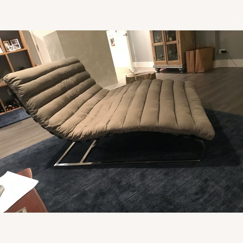 Used Restoration Hardware Oviedo Double Chaise for sale on AptDeco