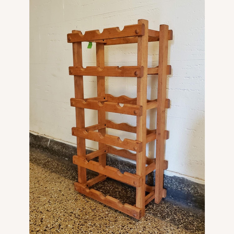 Wooden Wine Storage Rack - image-3