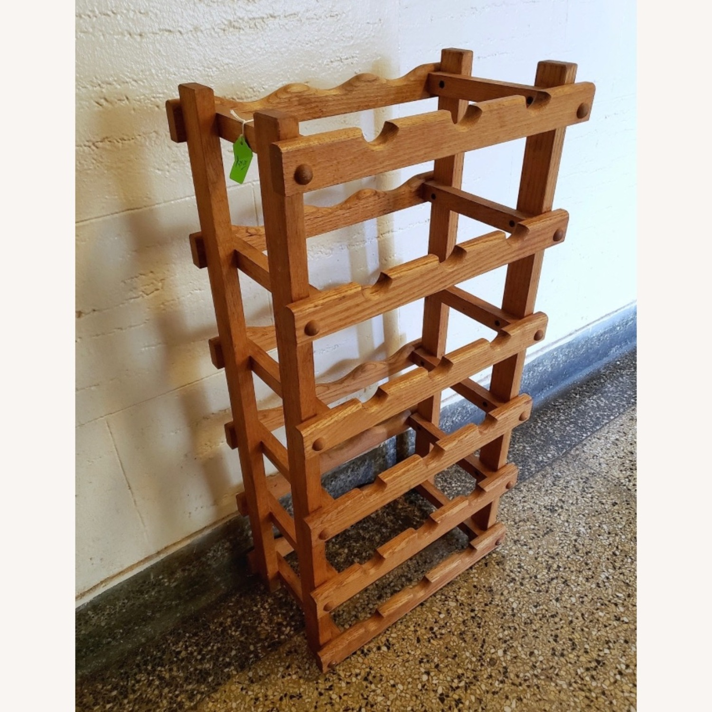 Wooden Wine Storage Rack - image-2