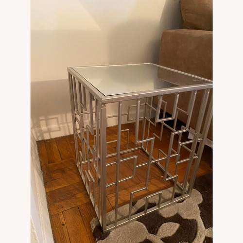 Used Mirror Side Table for sale on AptDeco