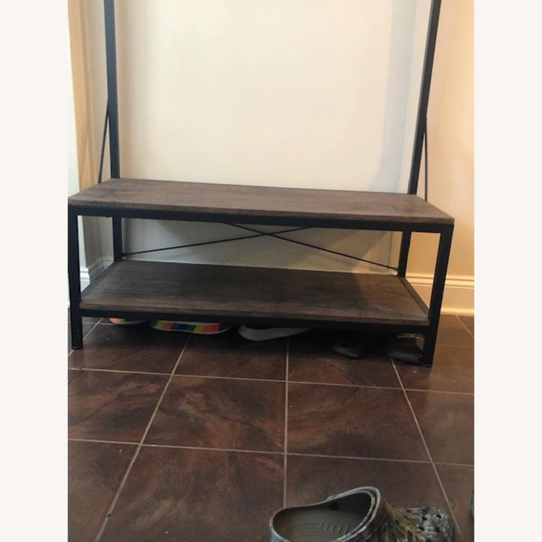 Wayfair Coat and Shoe Storage System - image-3