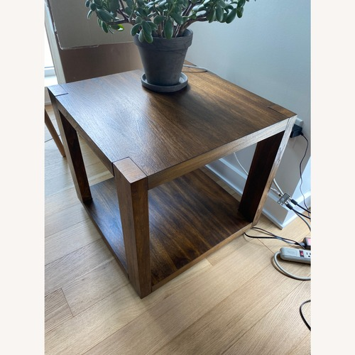 Used Crate and Barrel End Tables for sale on AptDeco