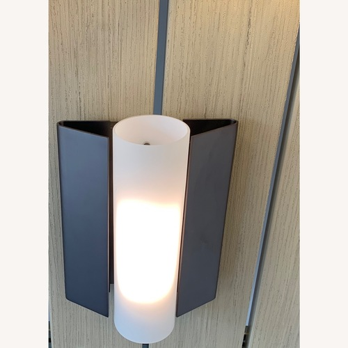 Used Nuvo Chase LED Wall Sconce for sale on AptDeco