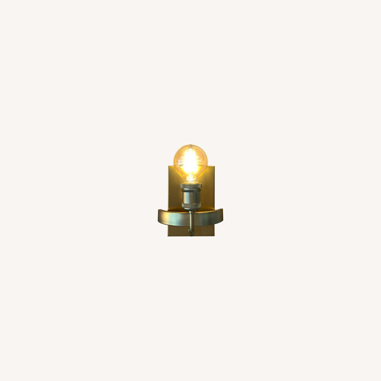 Nuvo Paxton Wall Sconce - image-0