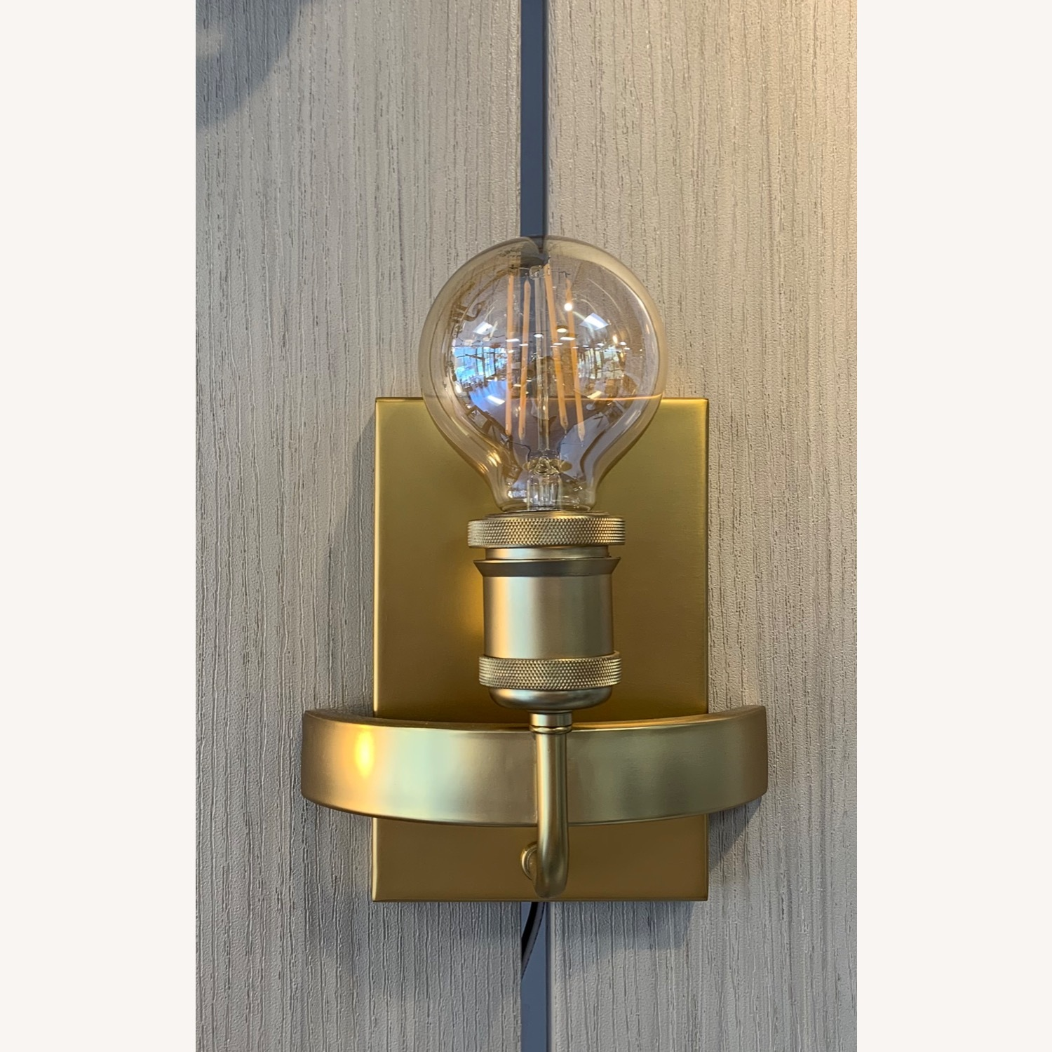 Nuvo Paxton Wall Sconce - image-3