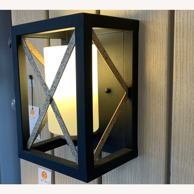 Nuvo Lighting Boxer Wall Sconce - image-4