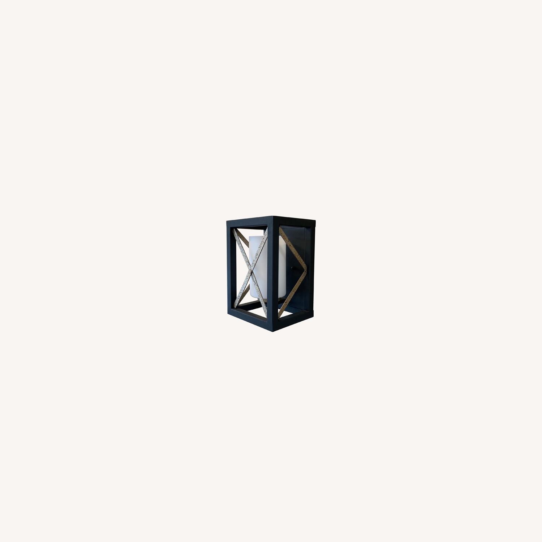 Nuvo Lighting Boxer Wall Sconce - image-0