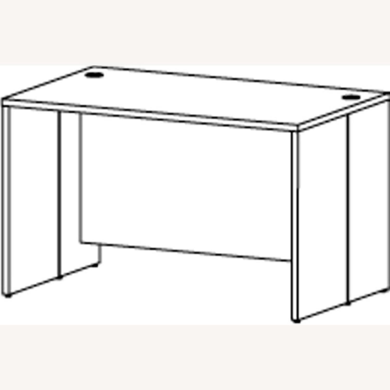Tvilum Denmark Prima Modern Executive Desk - image-1