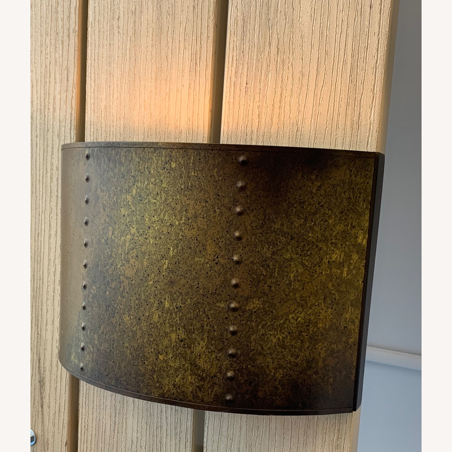 Nuvo Kettle Wall Sconce - image-1