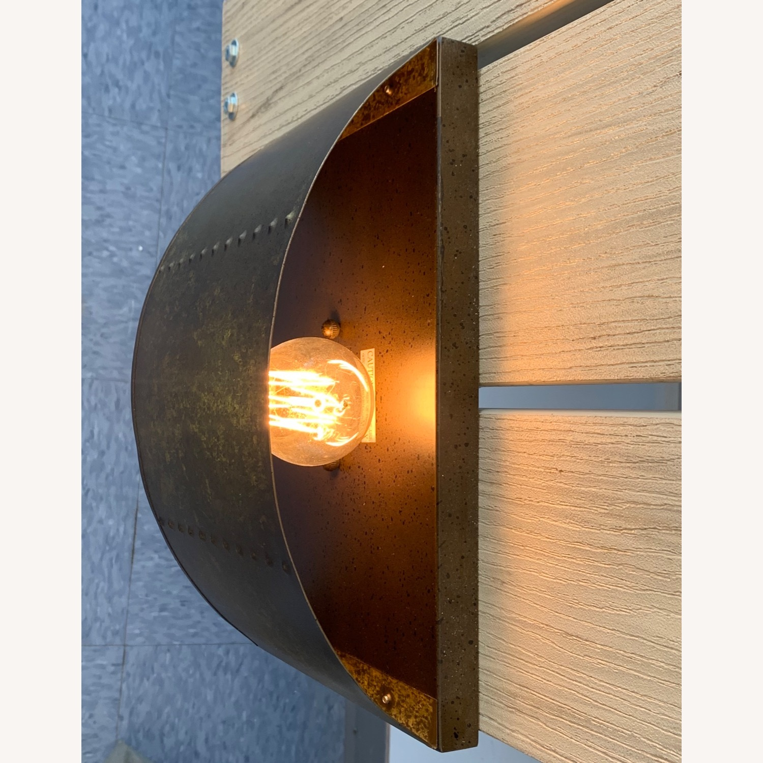 Nuvo Kettle Wall Sconce - image-2