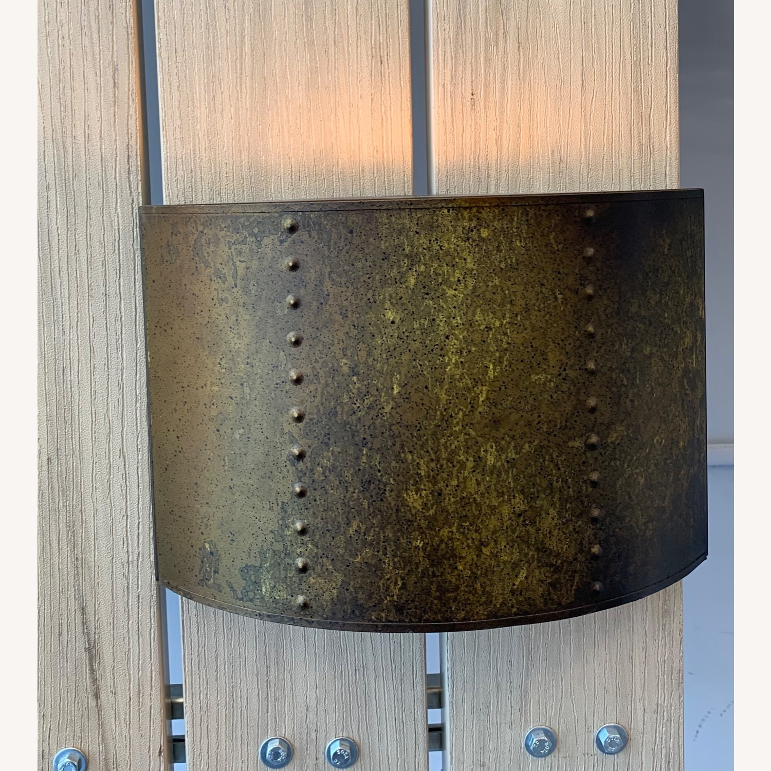 Nuvo Kettle Wall Sconce - image-3
