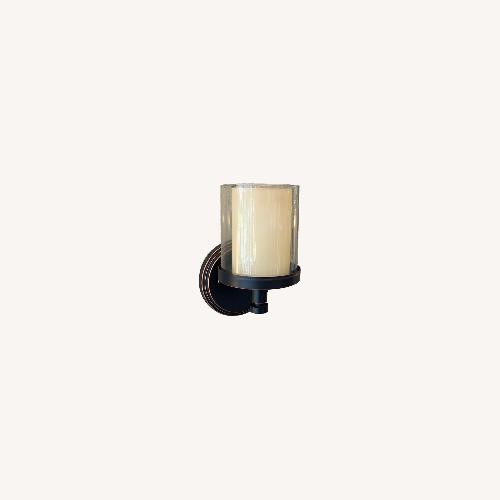 Used Nuvo Decker Wall Sconce for sale on AptDeco