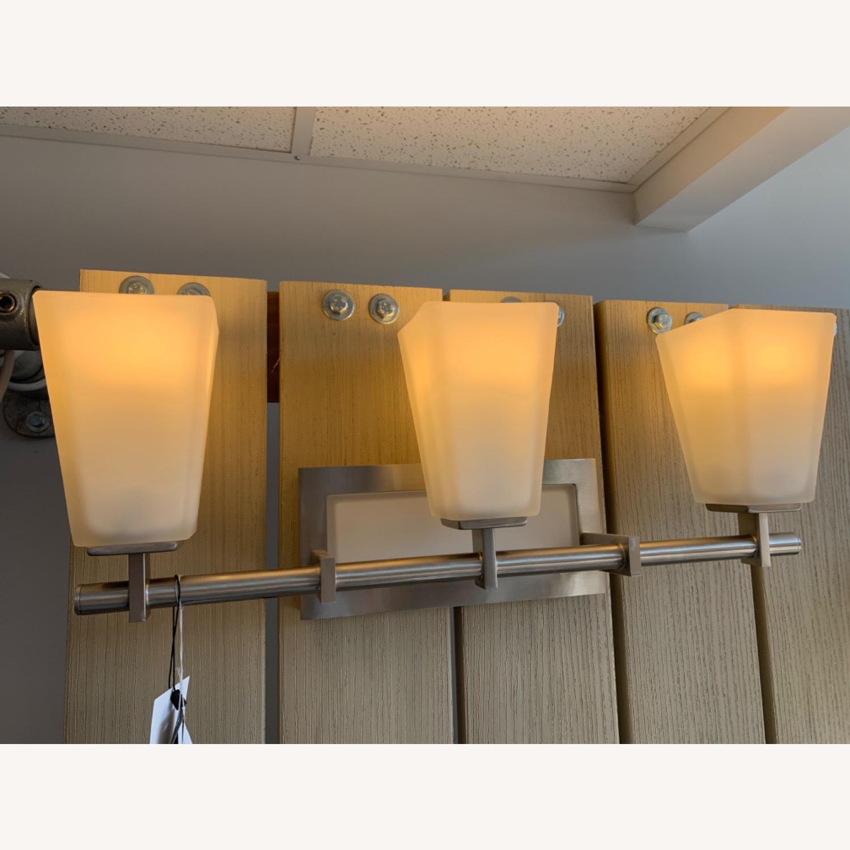 Murray Feiss Clayton 3 Light Vanity - image-3