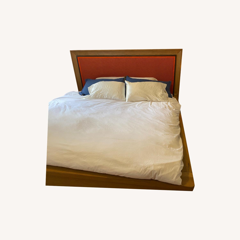 Macy's King Bed Frame - image-0