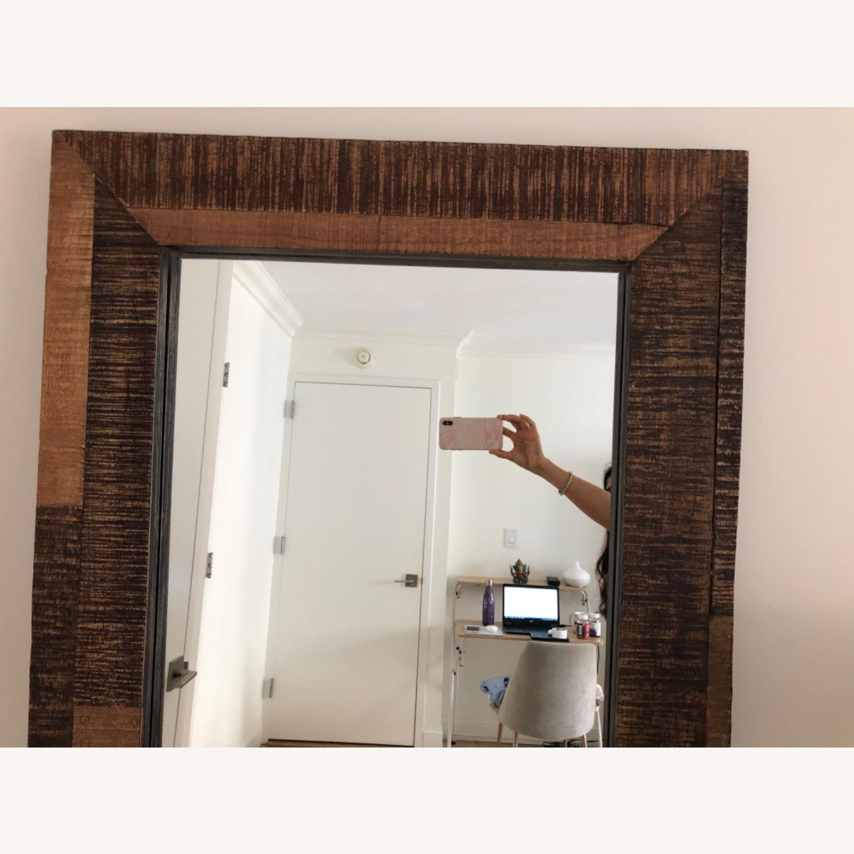 West Elm Full Length Mirror - image-2