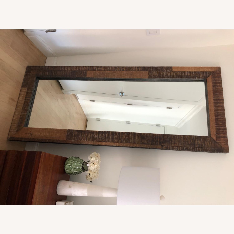West Elm Full Length Mirror - image-0