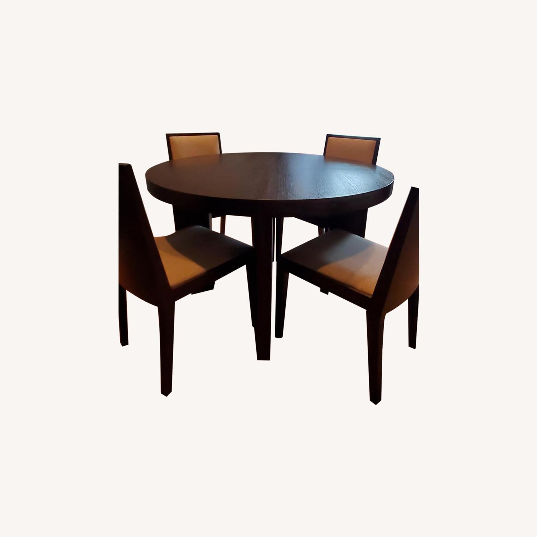 West Elm Dining Set - image-0