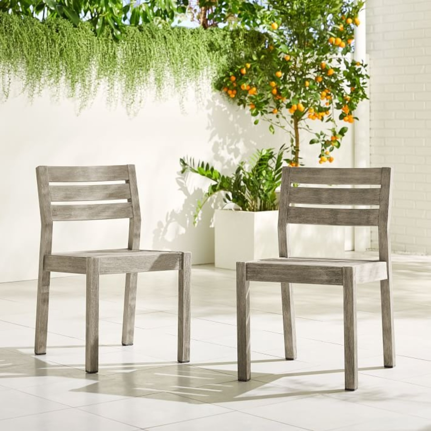 West Elm Portside Dining Chair - image-3