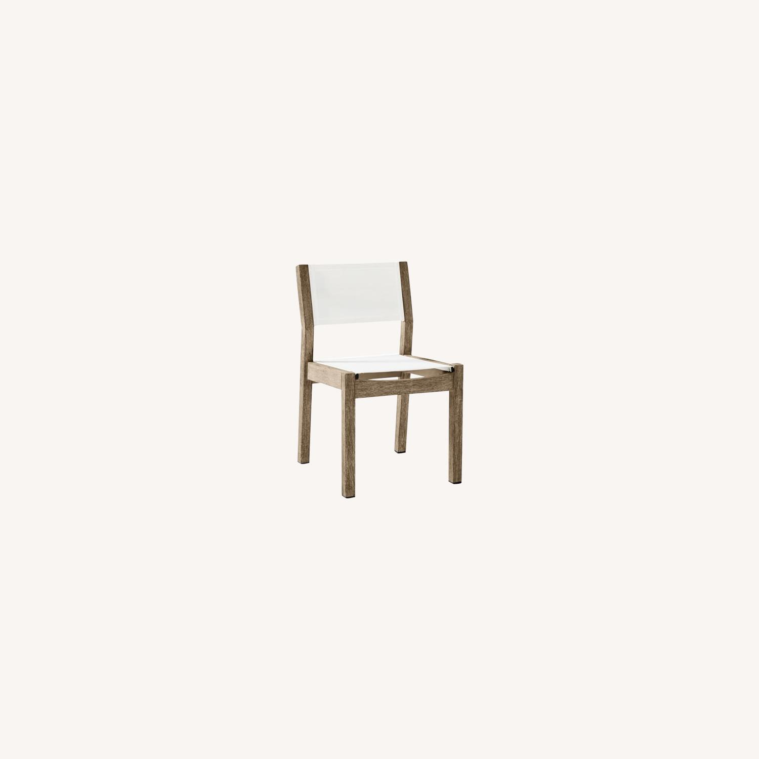 West Elm Portside Dining Chairs, Set of 2 - image-0