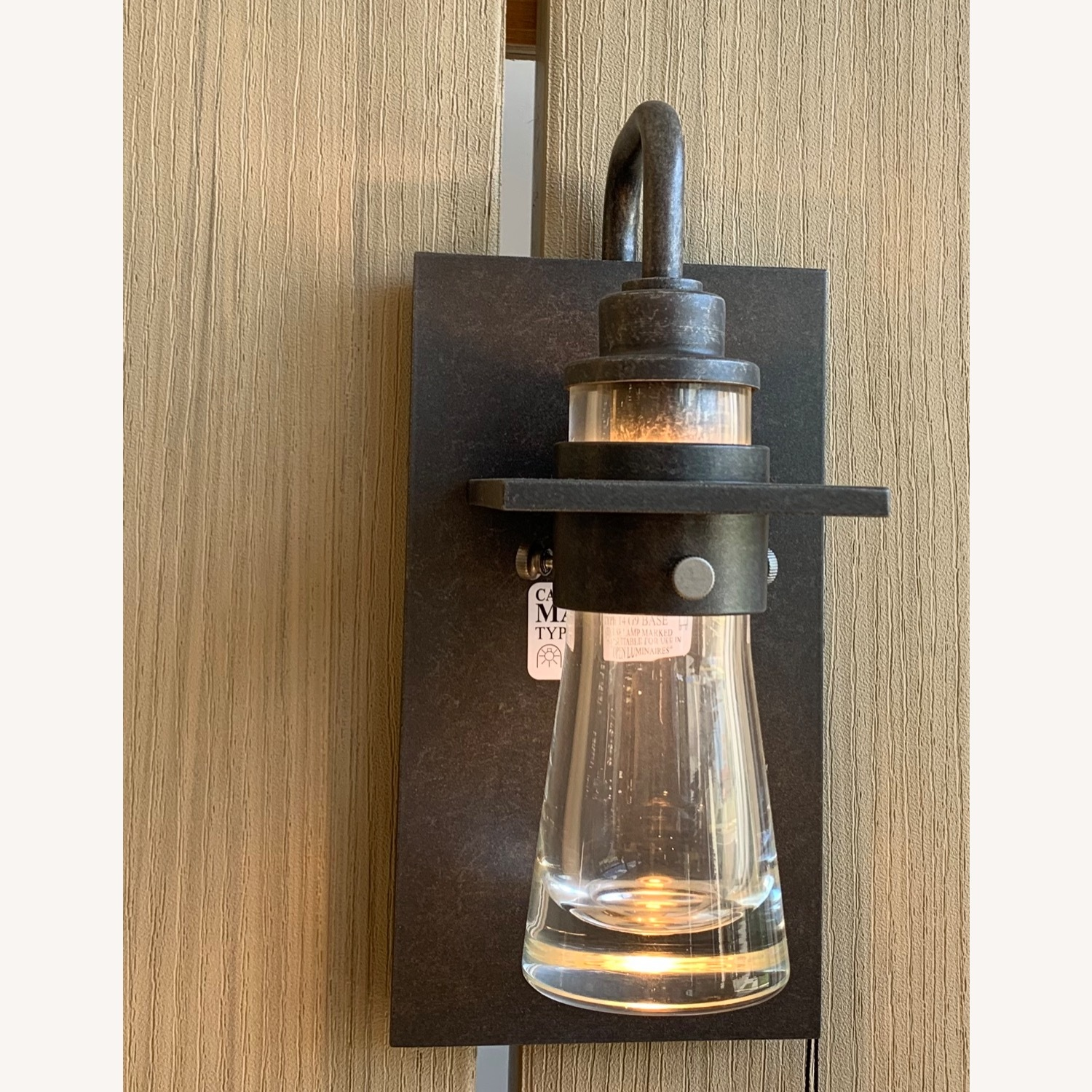 Hubbardton Forge Erlenmeyer Outdoor Sconce - image-3