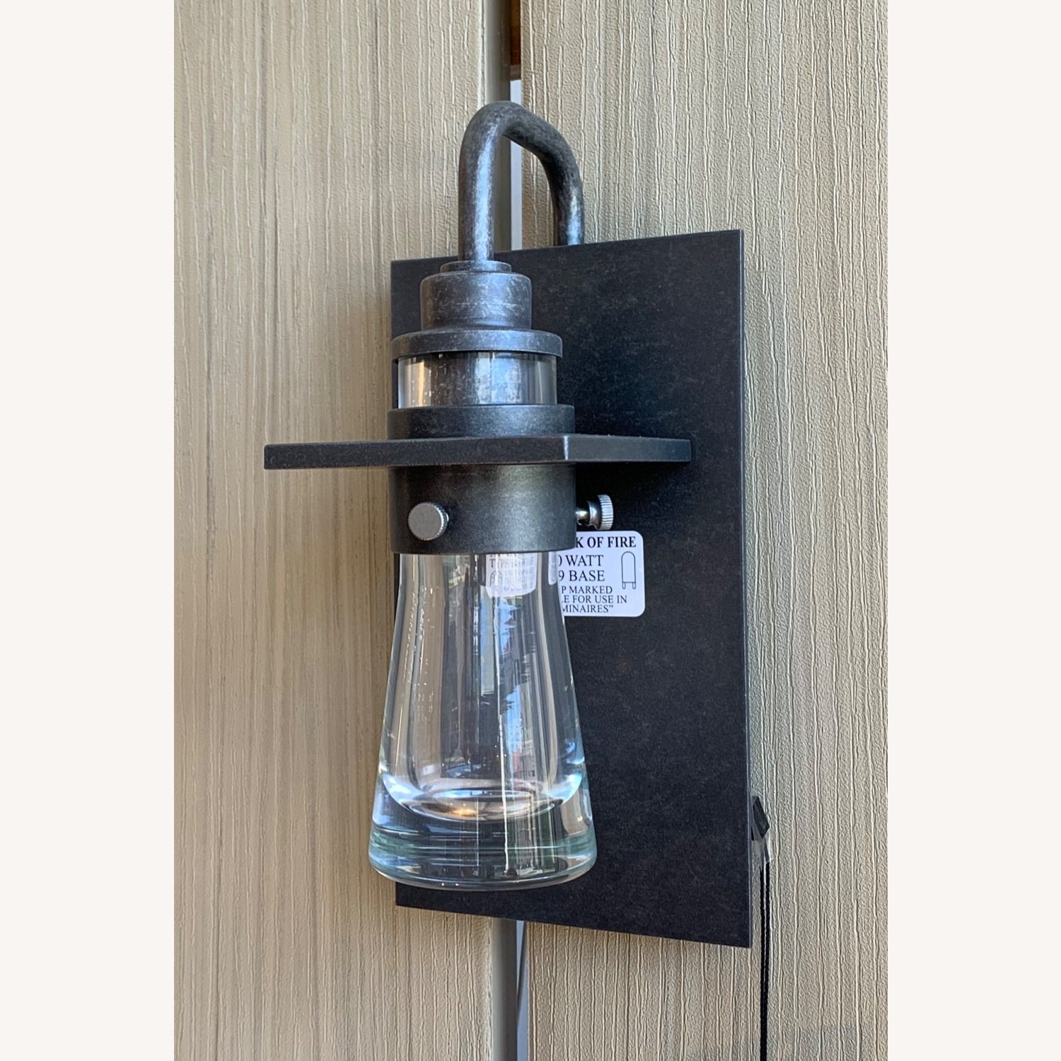 Hubbardton Forge Erlenmeyer Outdoor Sconce - image-2
