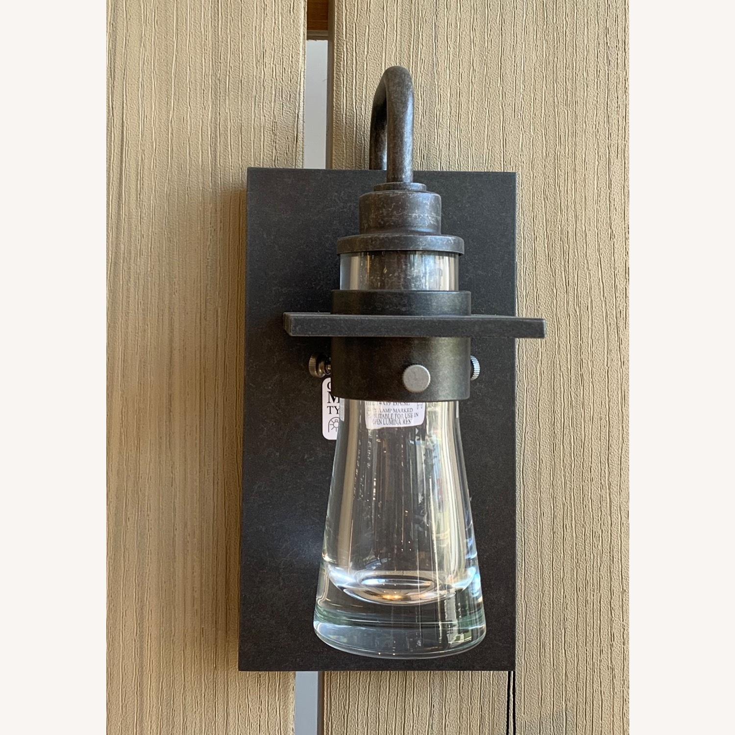 Hubbardton Forge Erlenmeyer Outdoor Sconce - image-1