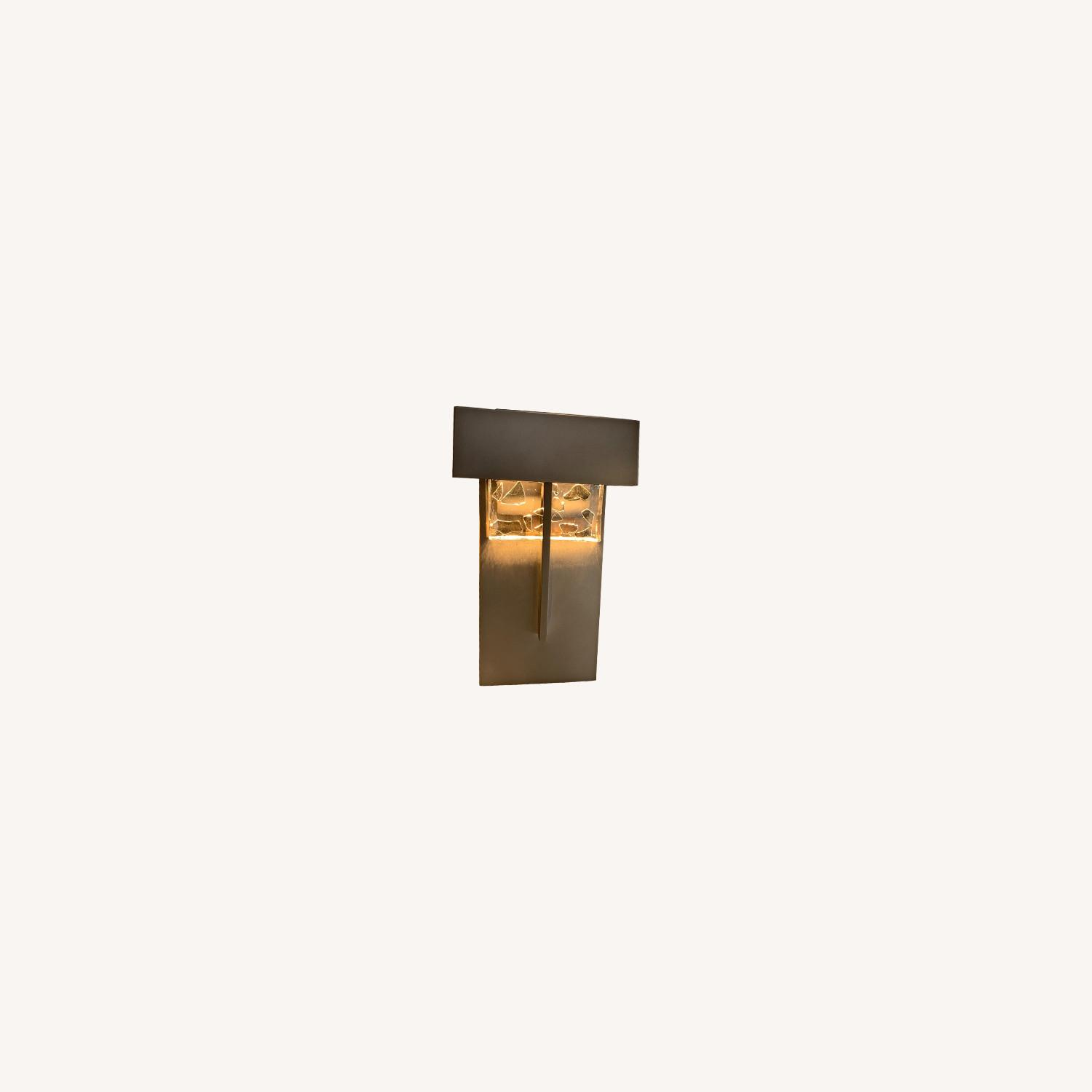Hubbardton Forge Shard Large Outdoor Sconce - image-0