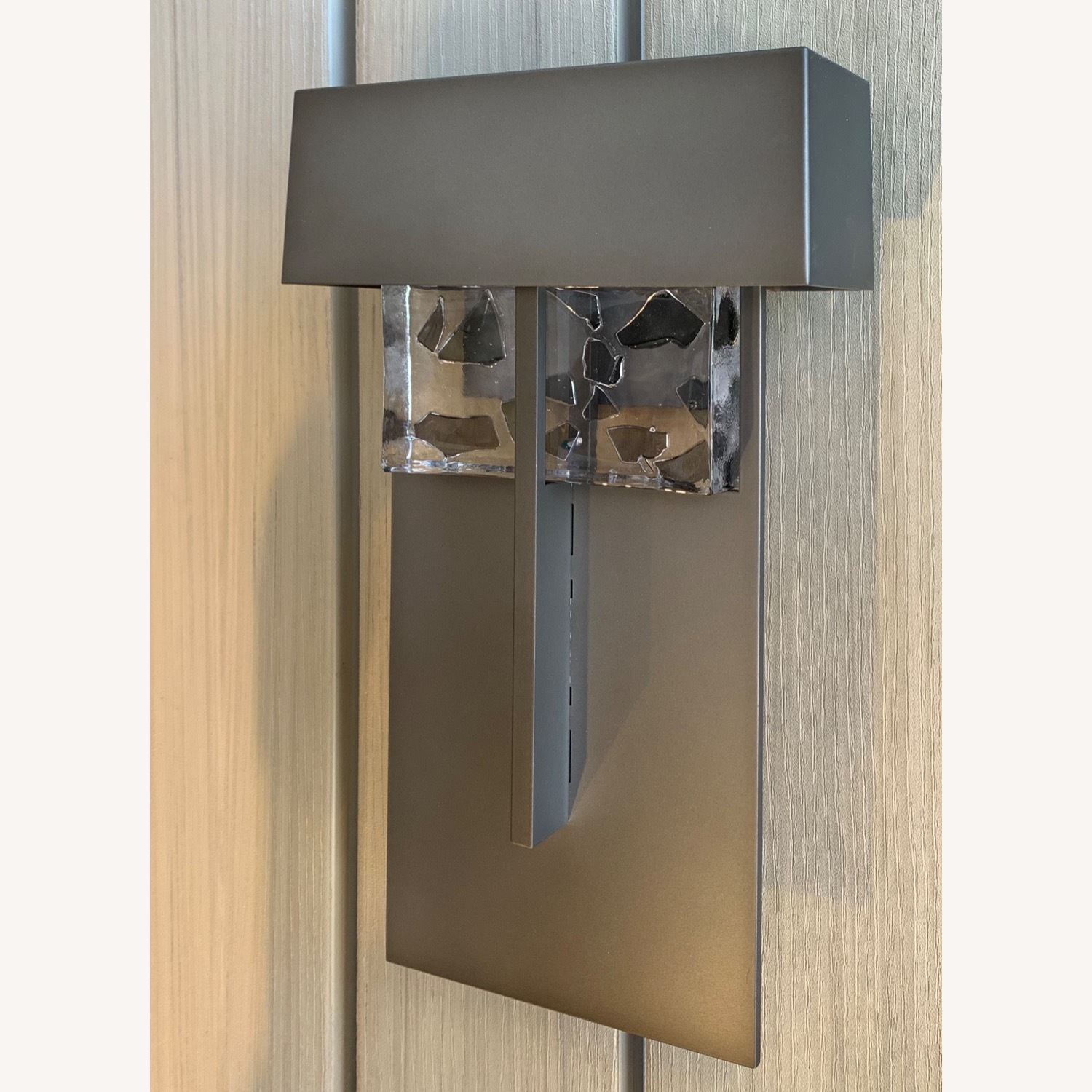 Hubbardton Forge Shard Large Outdoor Sconce - image-3