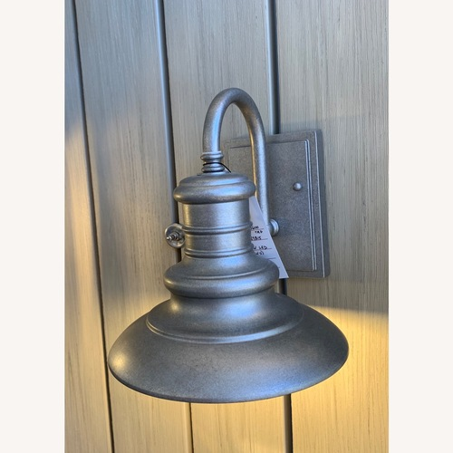 Used Feiss Redding Station Outdoor Sconce for sale on AptDeco