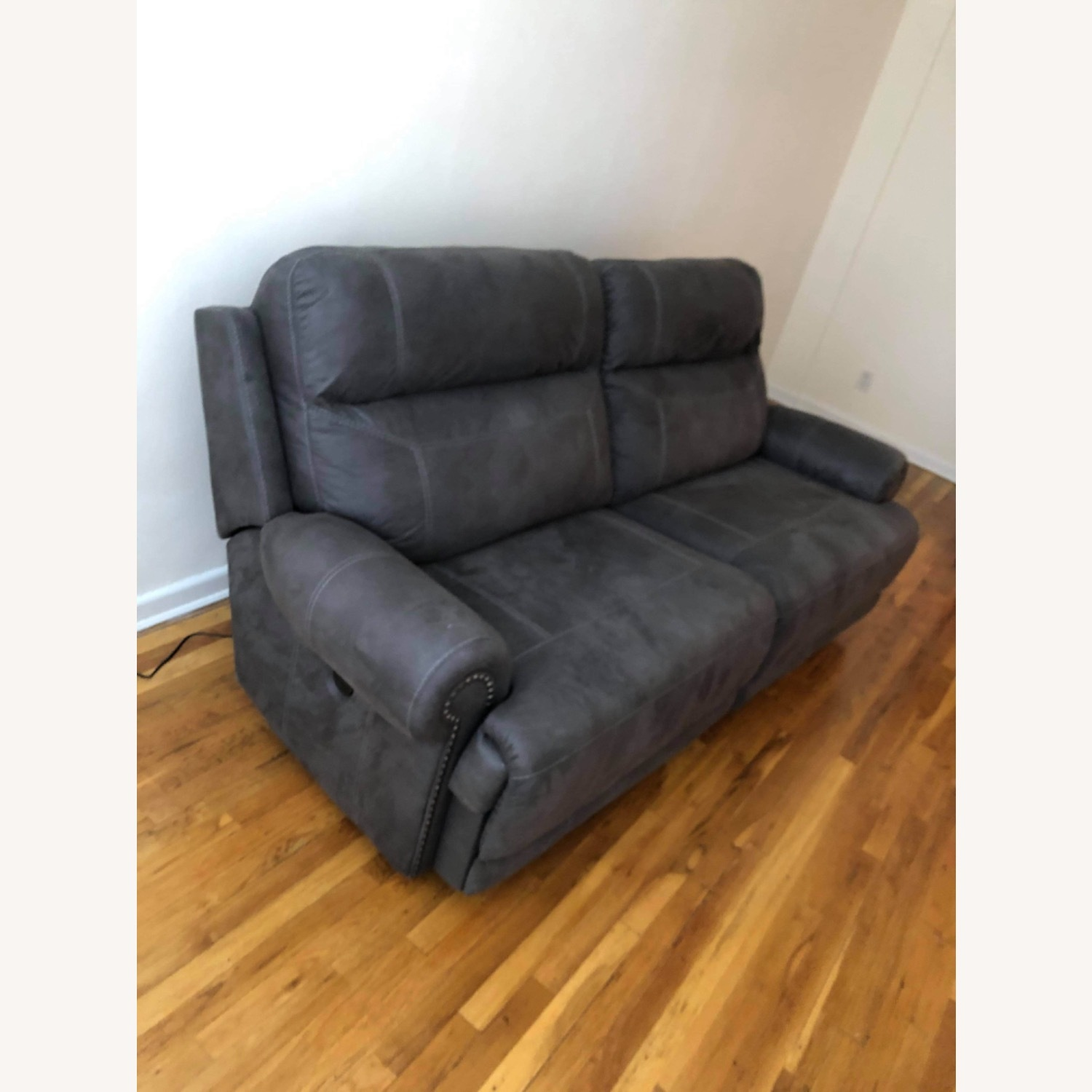Wanek Furniture Company Electric Recliner Sofa - image-2