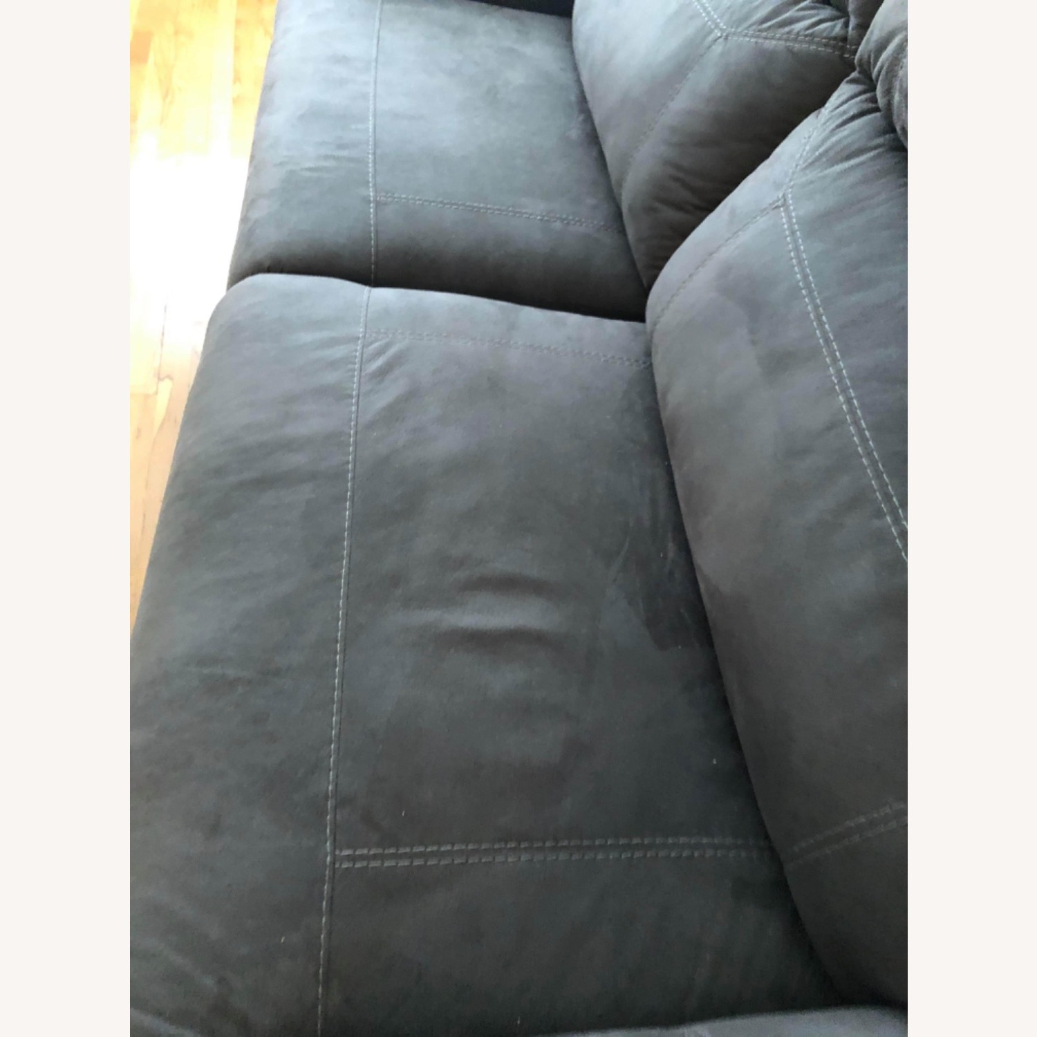 Wanek Furniture Company Electric Recliner Sofa - image-9