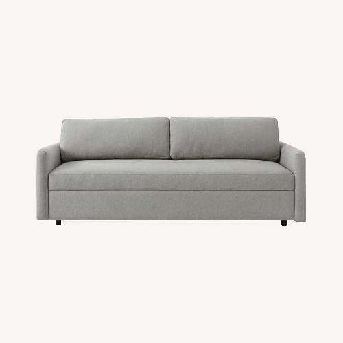 Used West Elm Clara sleeper sofa for sale on AptDeco