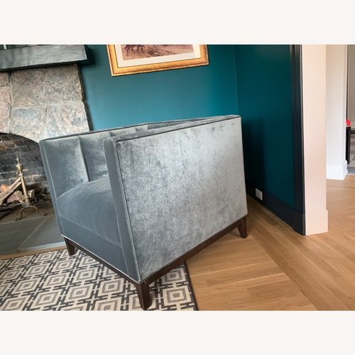 Used Arhaus Leoni Upholstered Chair for sale on AptDeco