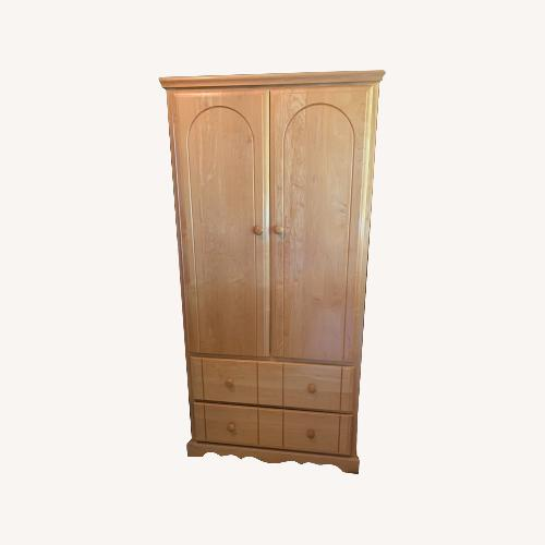Used Bellini Kids Furniture-Armoire and Dresser for sale on AptDeco